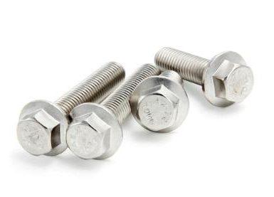 DIN6921 зургаан өнцөгт фланцын боолт ss a2 304 энгийн